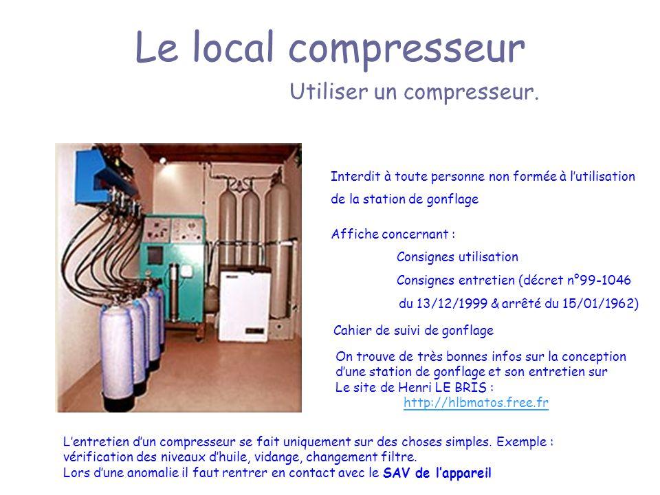 Utiliser un compresseur.