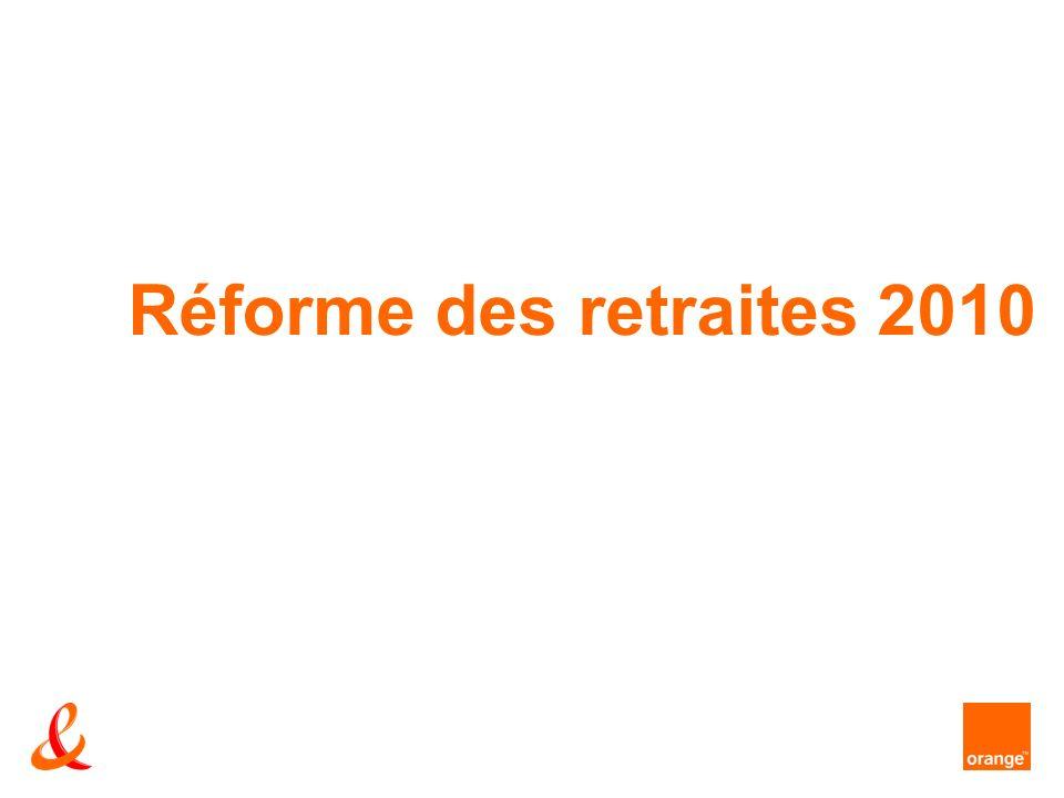 Réforme des retraites 2010
