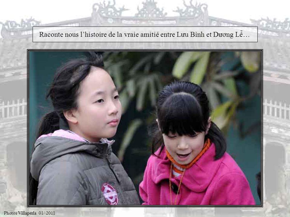 Raconte nous l'histoire de la vraie amitié entre Lưu Bình et Dương Lễ…