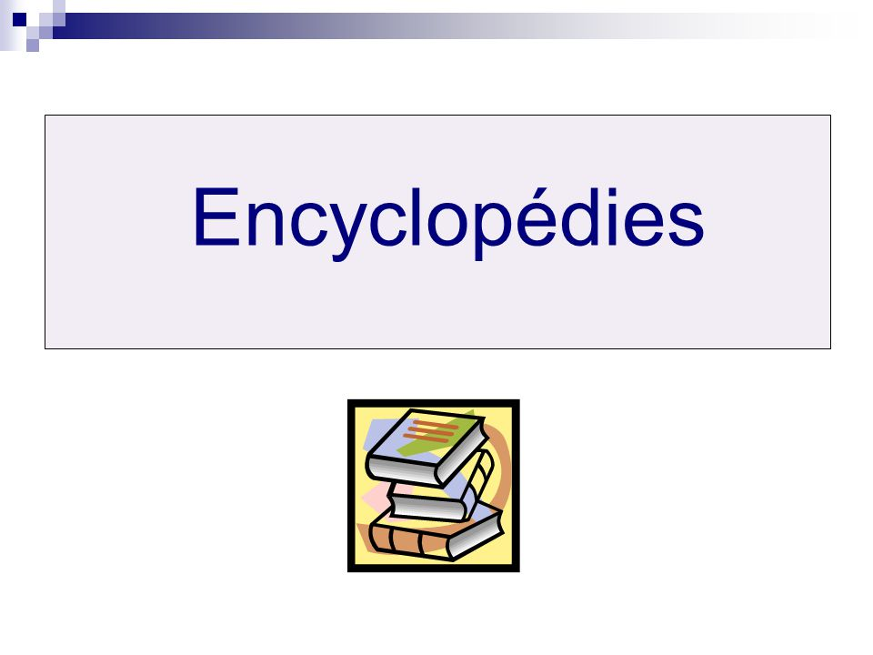 Encyclopédies