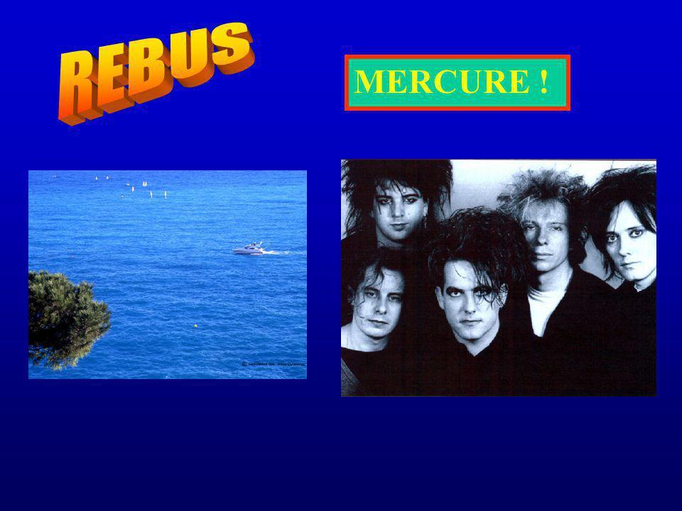 REBUS MERCURE !