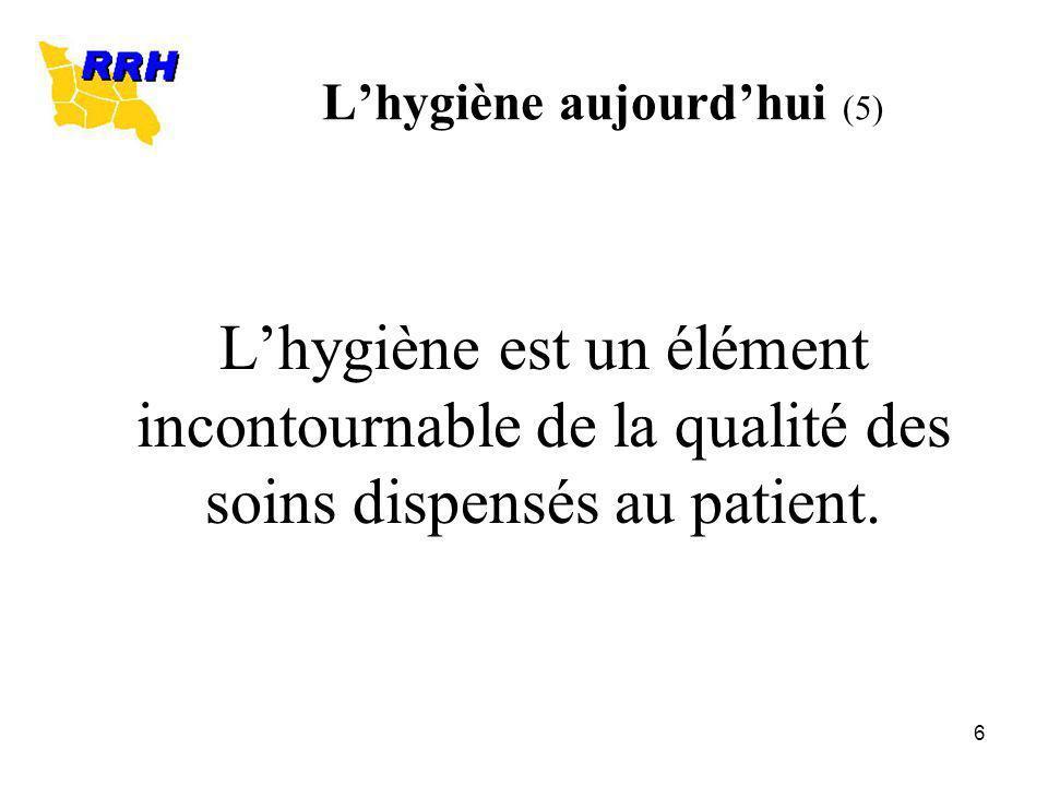 L'hygiène aujourd'hui (5)