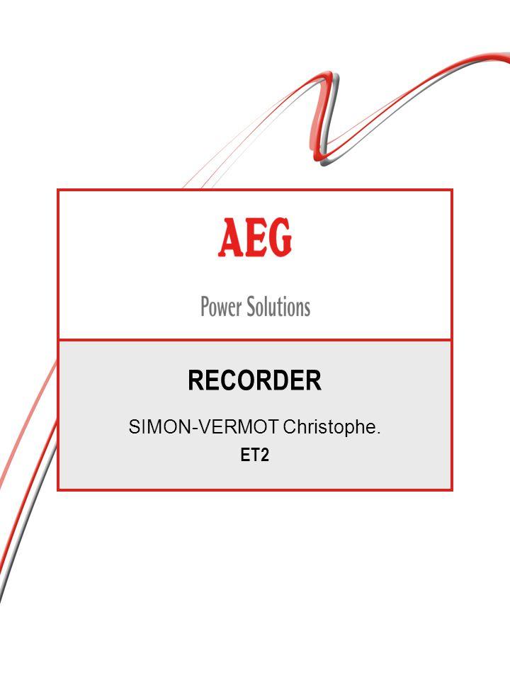 SIMON-VERMOT Christophe. ET2