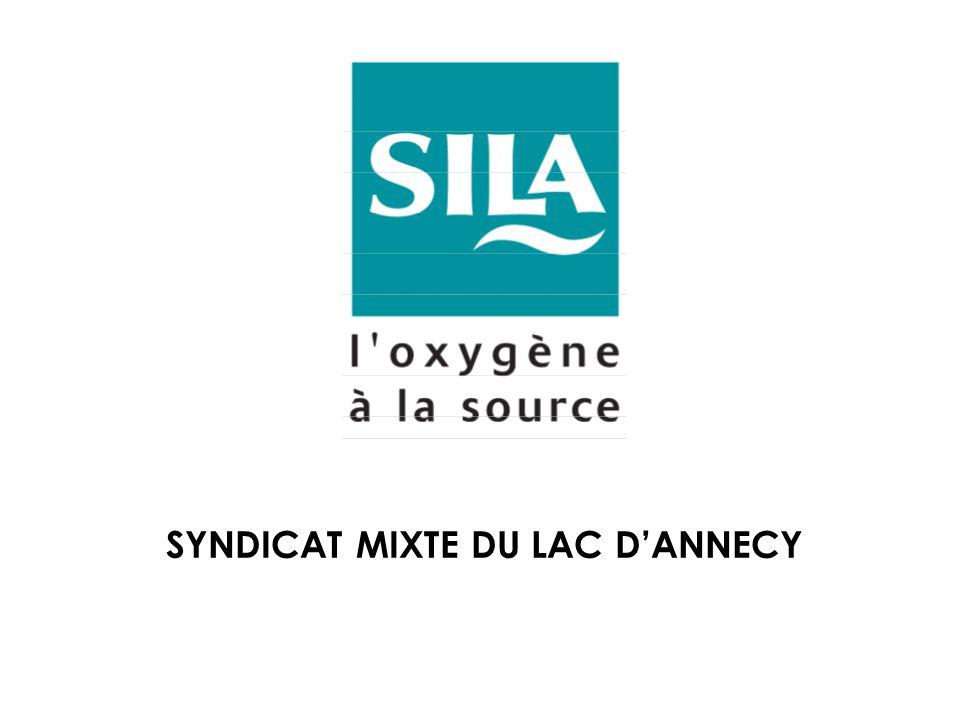 SYNDICAT MIXTE DU LAC D'ANNECY