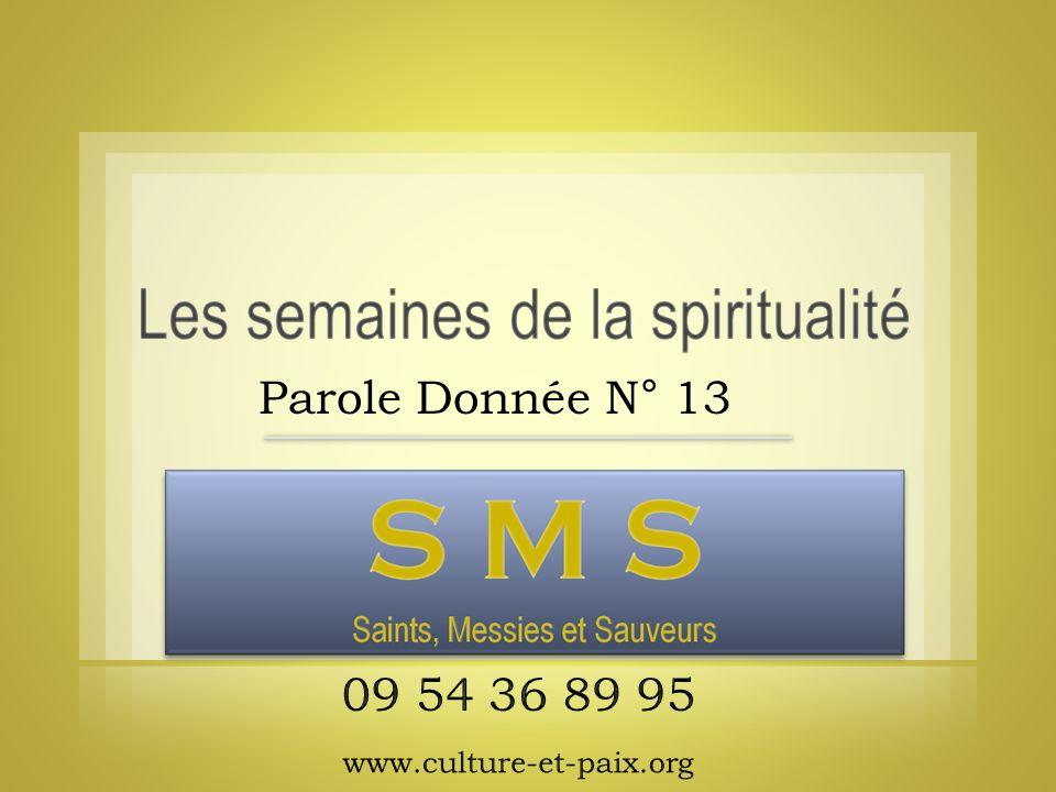09 54 36 89 95 www.culture-et-paix.org