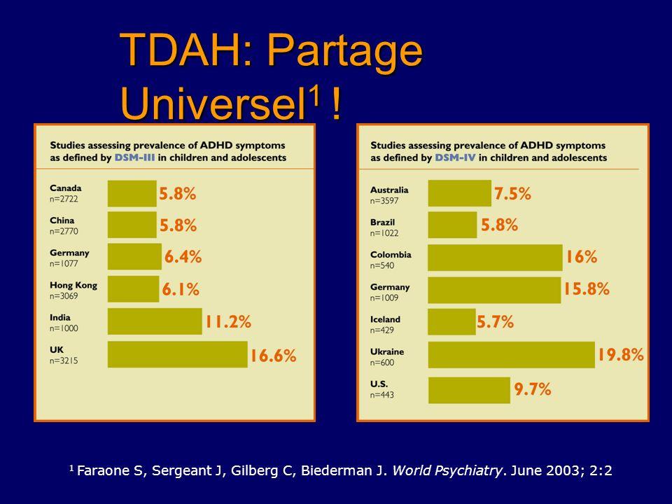 TDAH: Partage Universel1 !