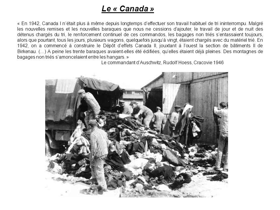 Le « Canada »