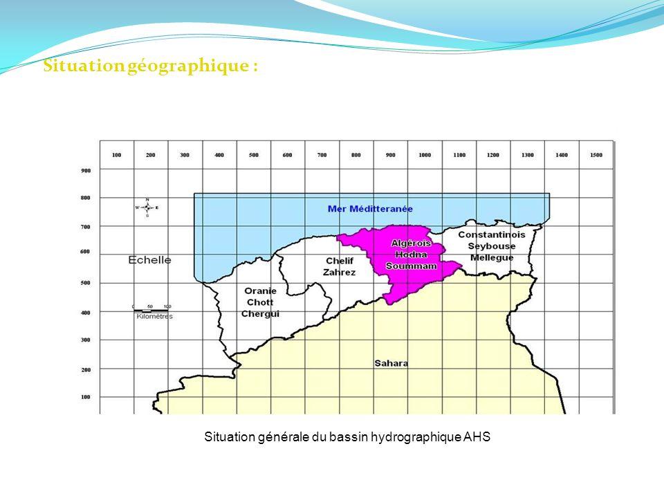 Situation géographique :