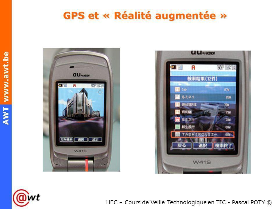 GPS et « Réalité augmentée »