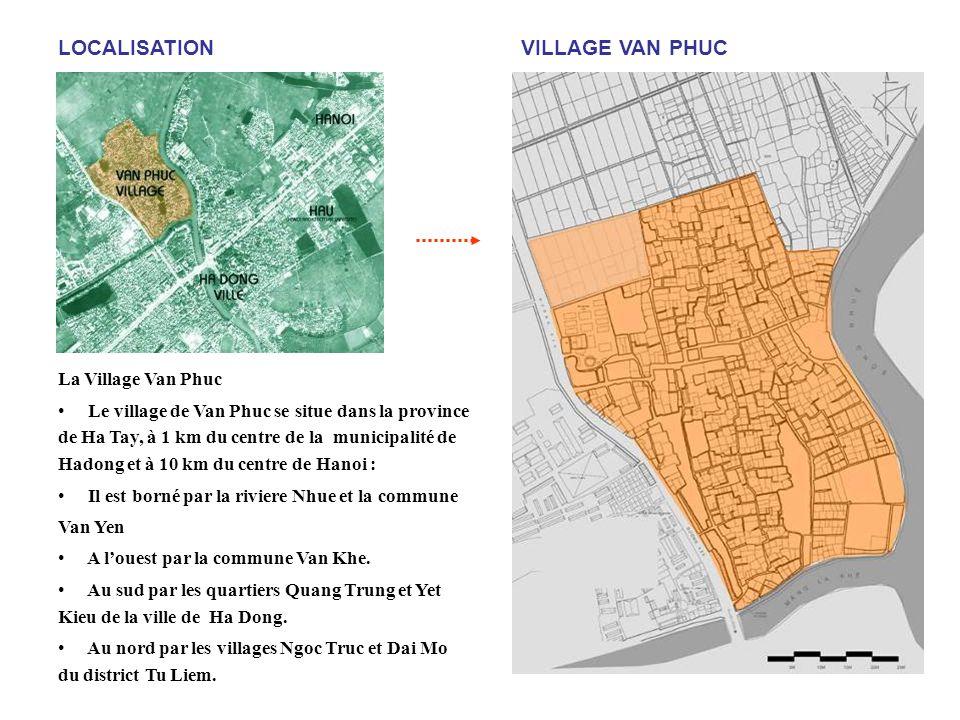 LOCALISATION VILLAGE VAN PHUC