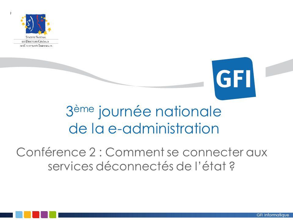 3ème journée nationale de la e-administration