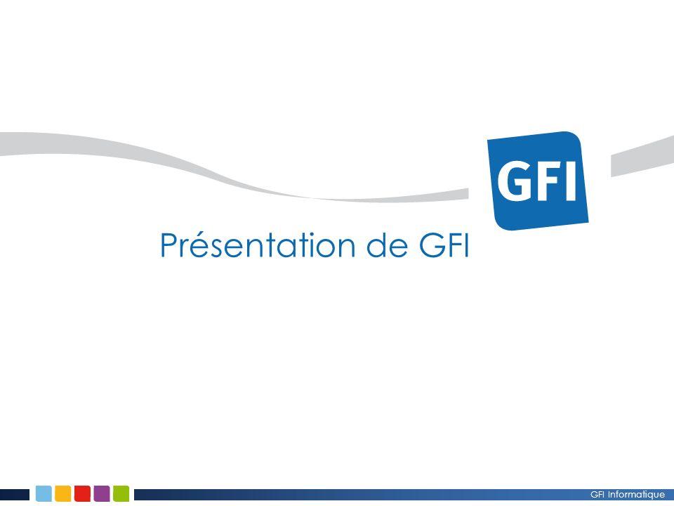 Présentation de GFI GFI Informatique