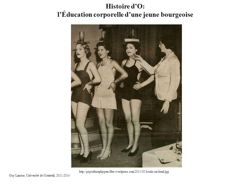 Histoire d'O: l'Éducation corporelle d'une jeune bourgeoise