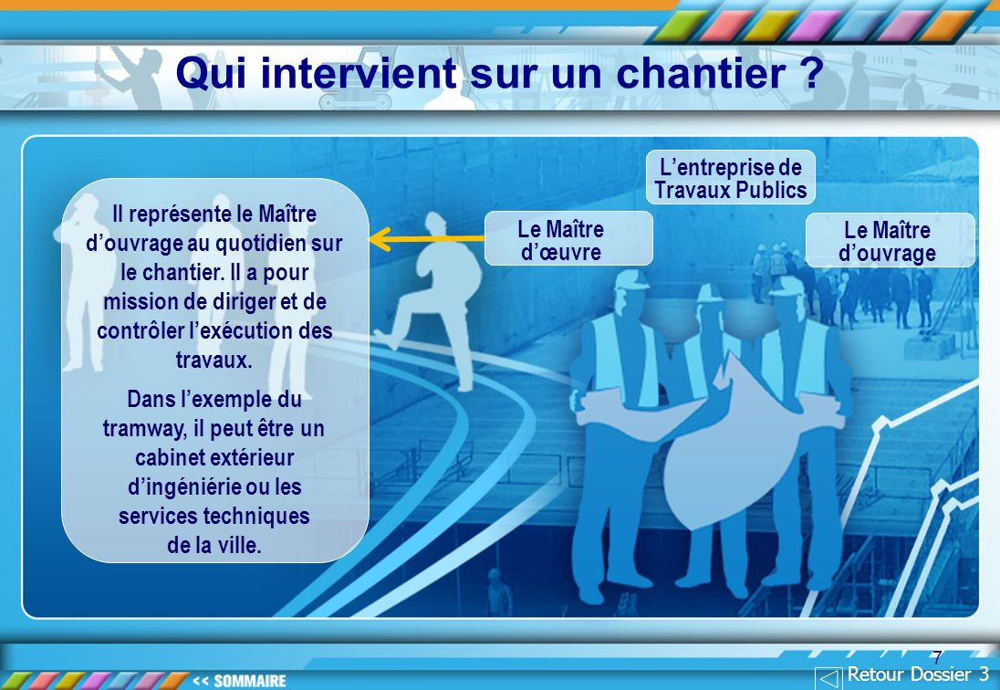 1 ppt video online t l charger for Maitre d oeuvre et d ouvrage