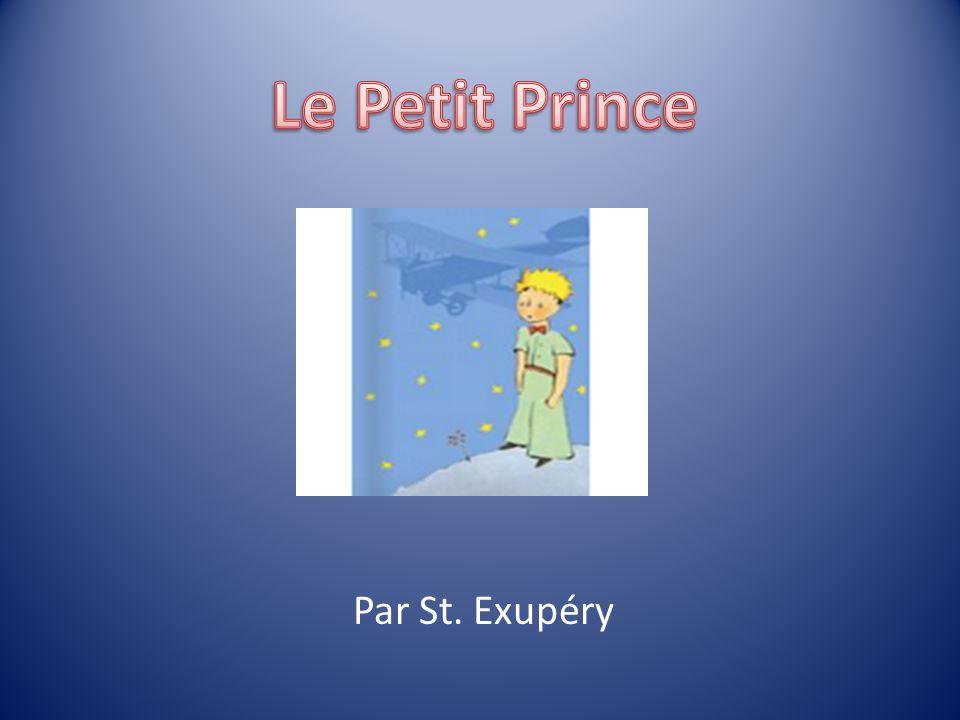 Le Petit Prince Par St. Exupéry