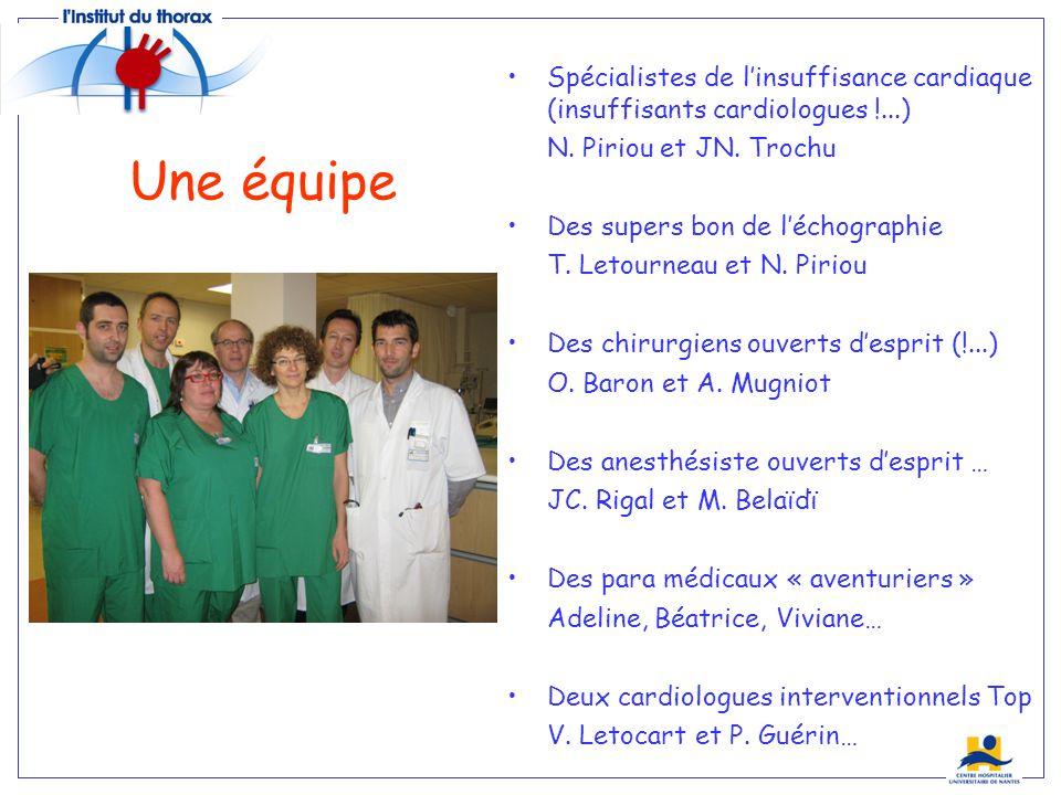 Spécialistes de l'insuffisance cardiaque (insuffisants cardiologues !...)