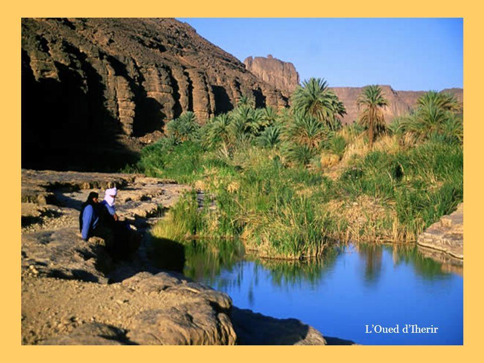 L'Oued d'Iherir