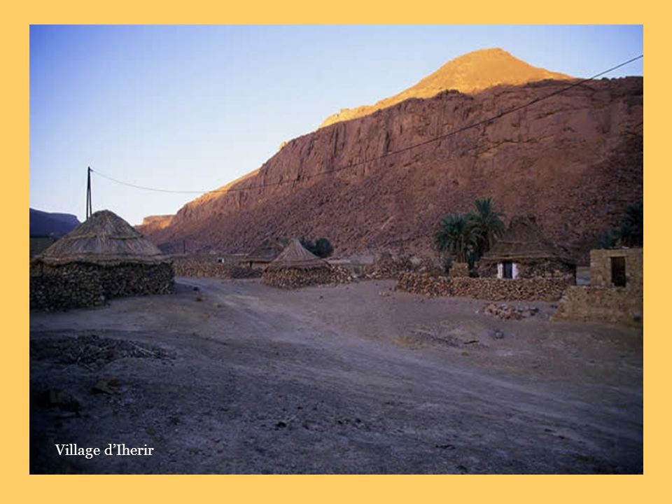 Village d'Iherir