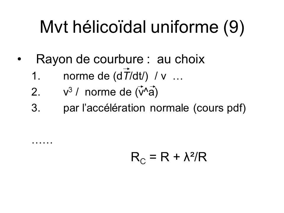 Mvt hélicoïdal uniforme (9)