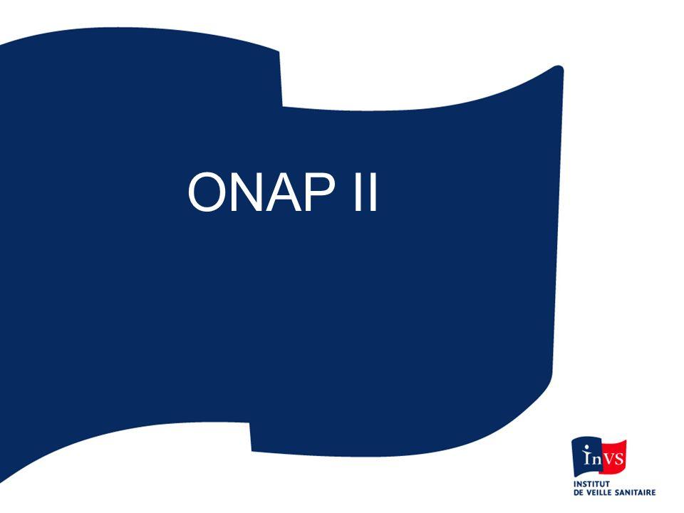ONAP II 05 mars 2010 COPIL ONAP II