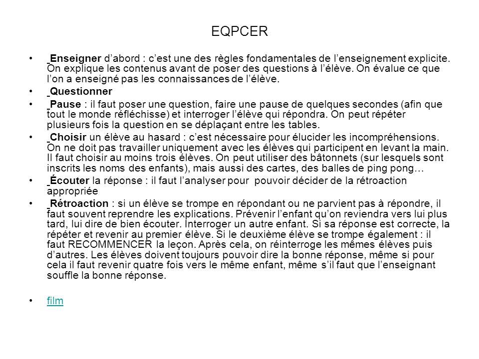 EQPCER