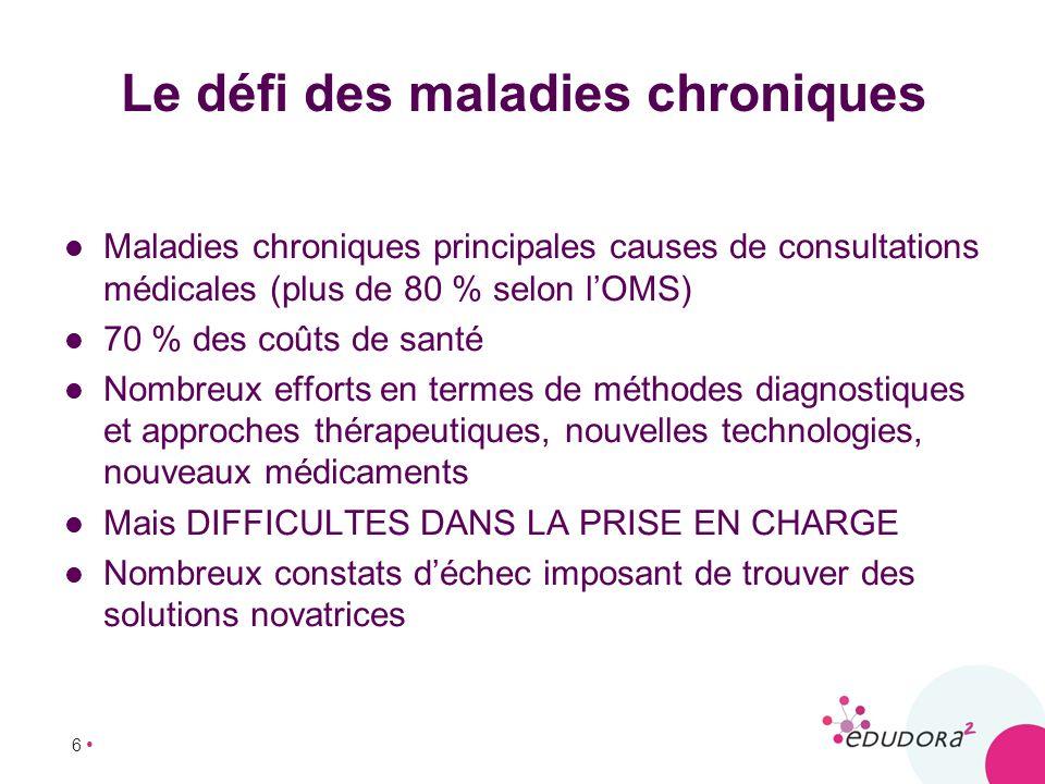 Le défi des maladies chroniques
