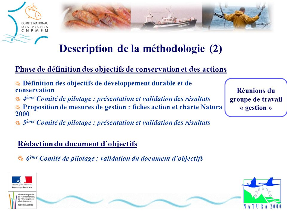 Description de la méthodologie (2)