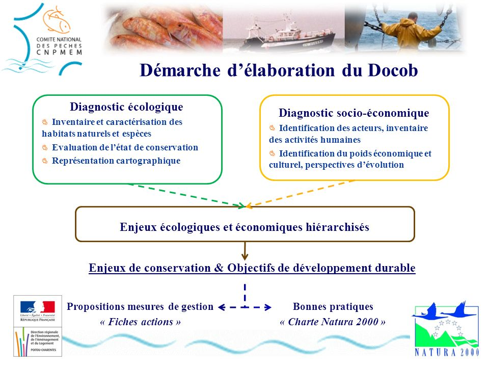 Démarche d'élaboration du Docob