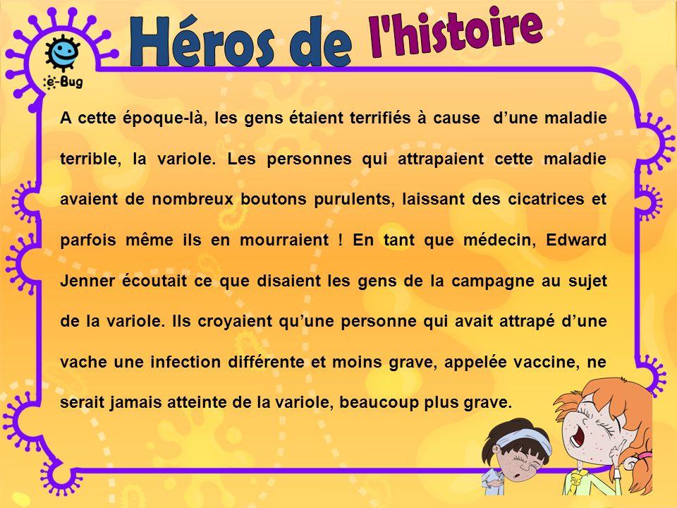 l histoire Héros de.
