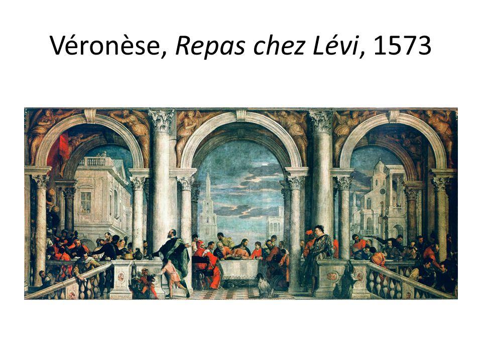 Véronèse, Repas chez Lévi, 1573