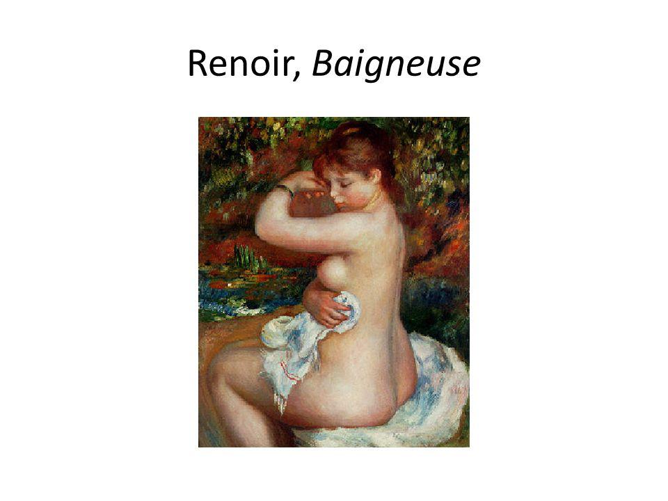 Renoir, Baigneuse