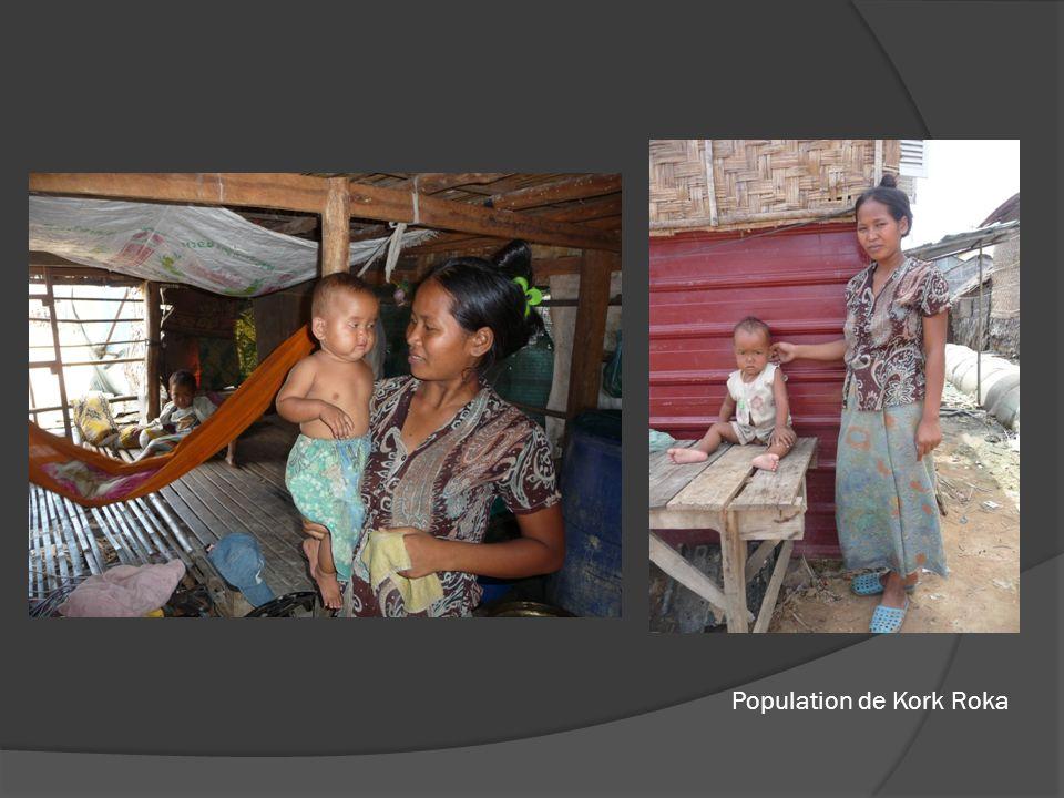 Population de Kork Roka