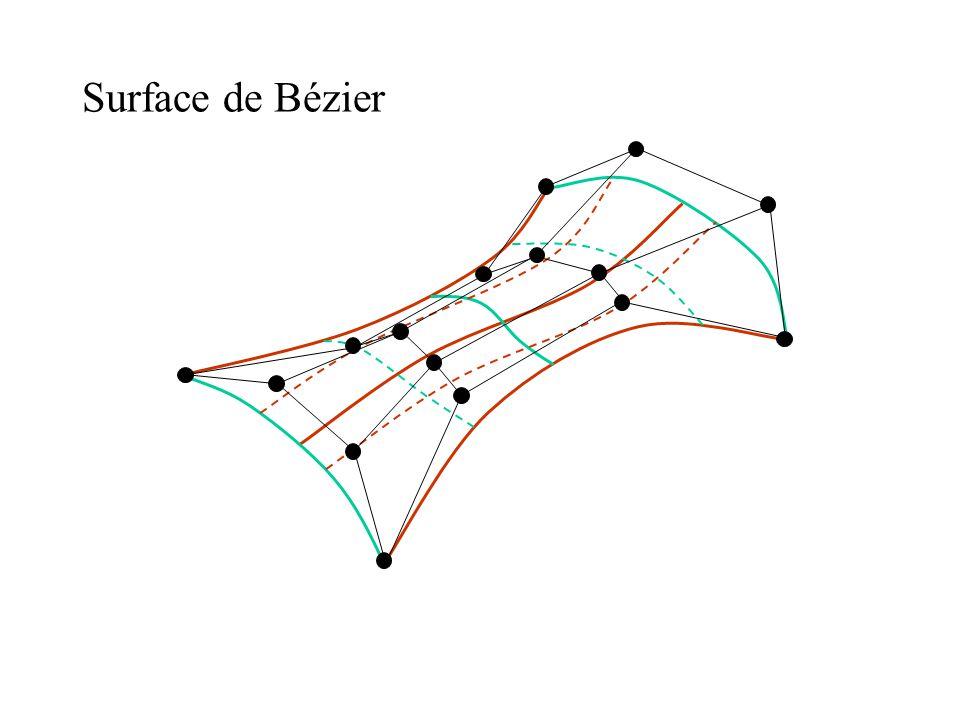 Surface de Bézier