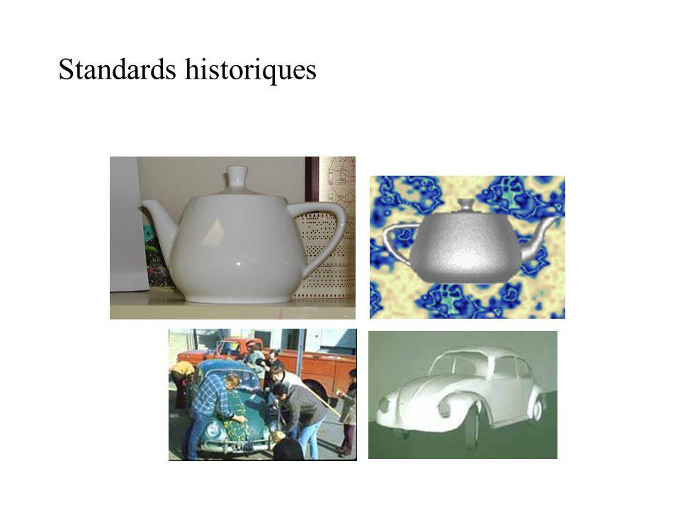 Standards historiques