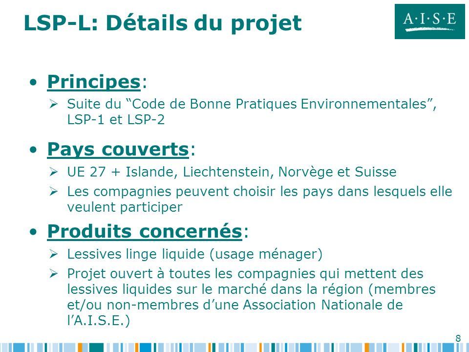 LSP-L: Détails du projet