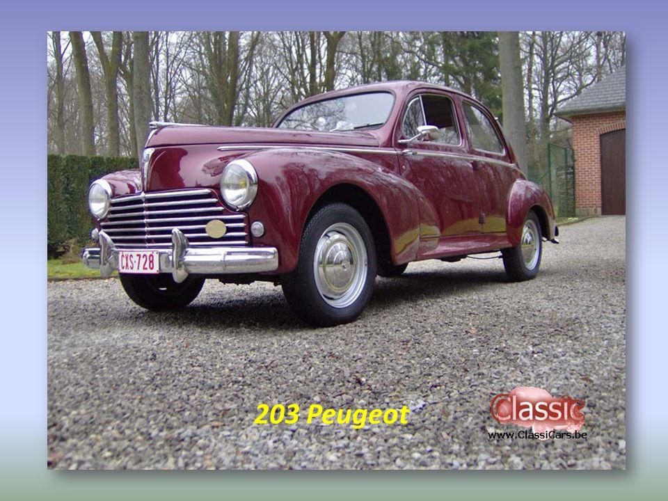 203 Peugeot