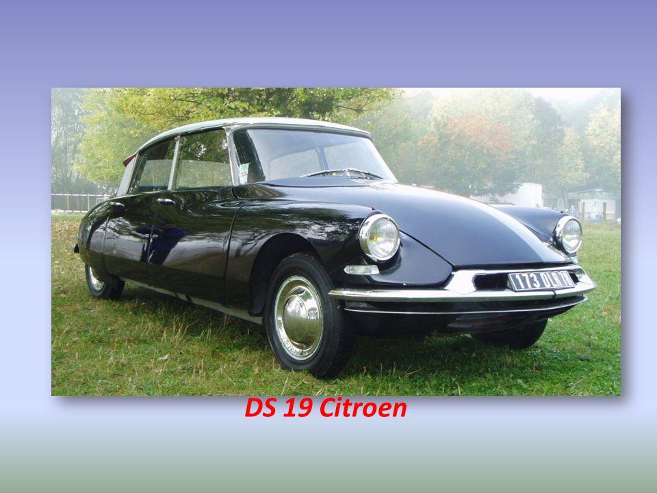 DS 19 Citroen
