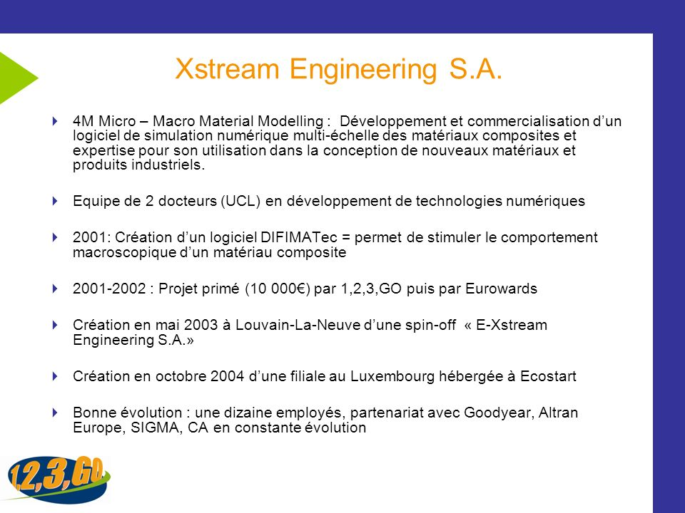 Xstream Engineering S.A.