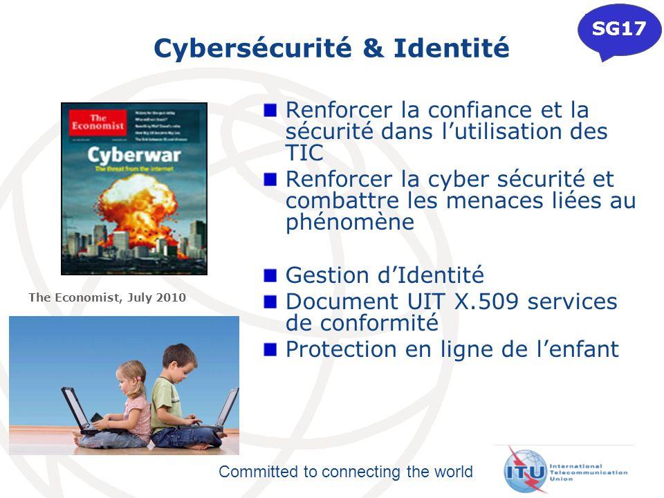 Cybersécurité & Identité