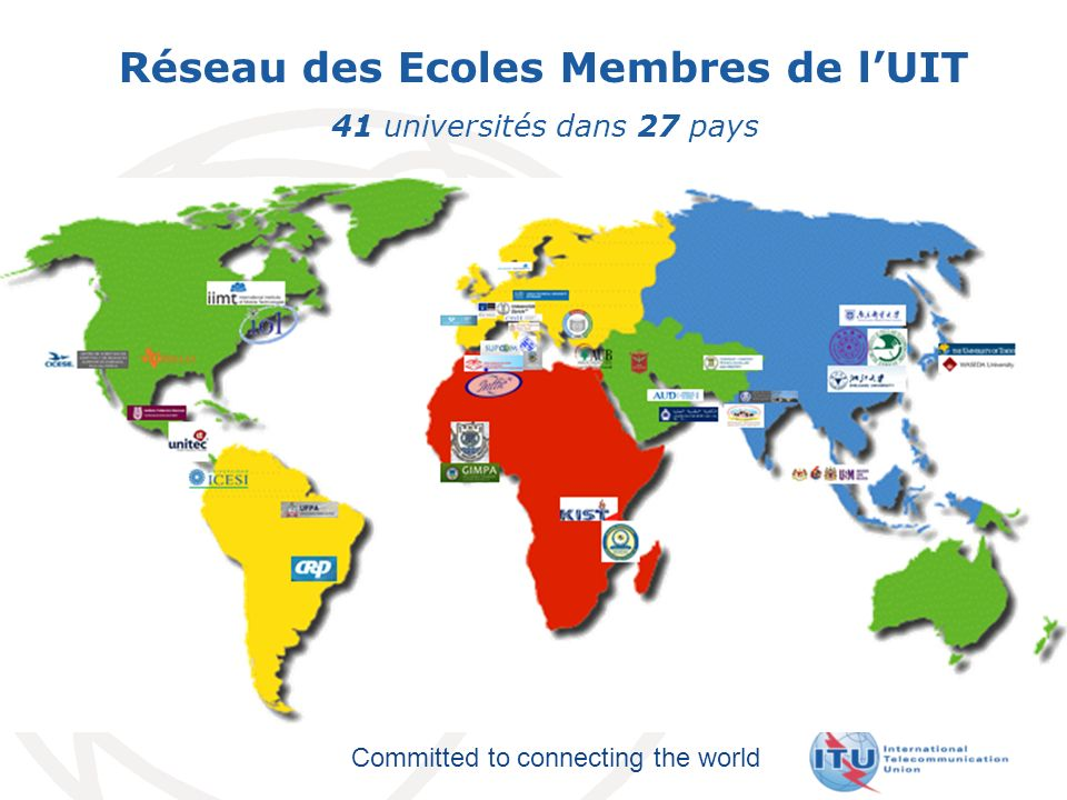 Réseau des Ecoles Membres de l'UIT