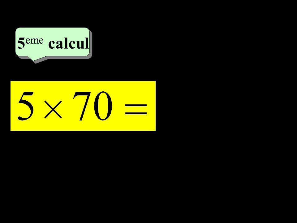 5eme calcul 3eme calcul 1