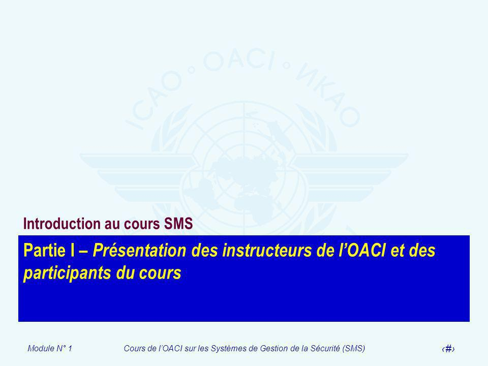 Introduction au cours SMS