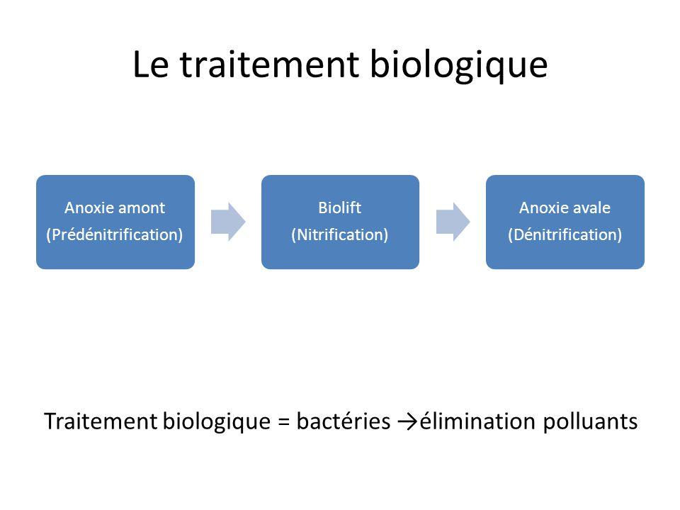 Le traitement biologique
