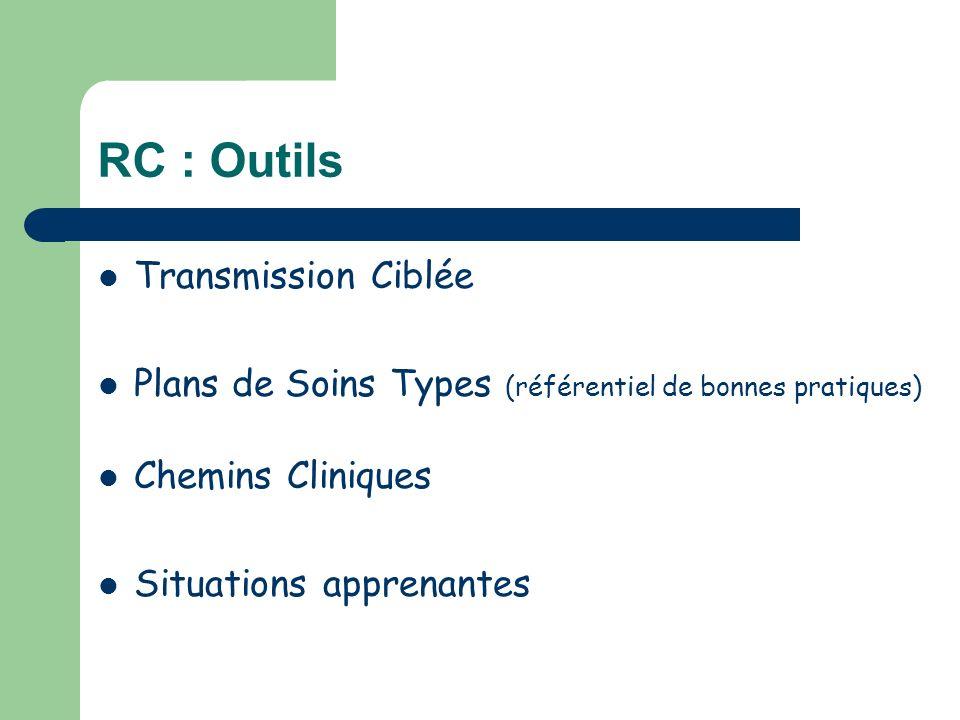 RC : Outils Transmission Ciblée
