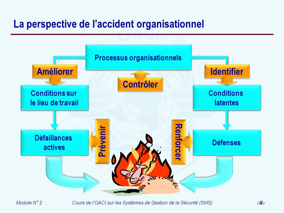La perspective de l'accident organisationnel