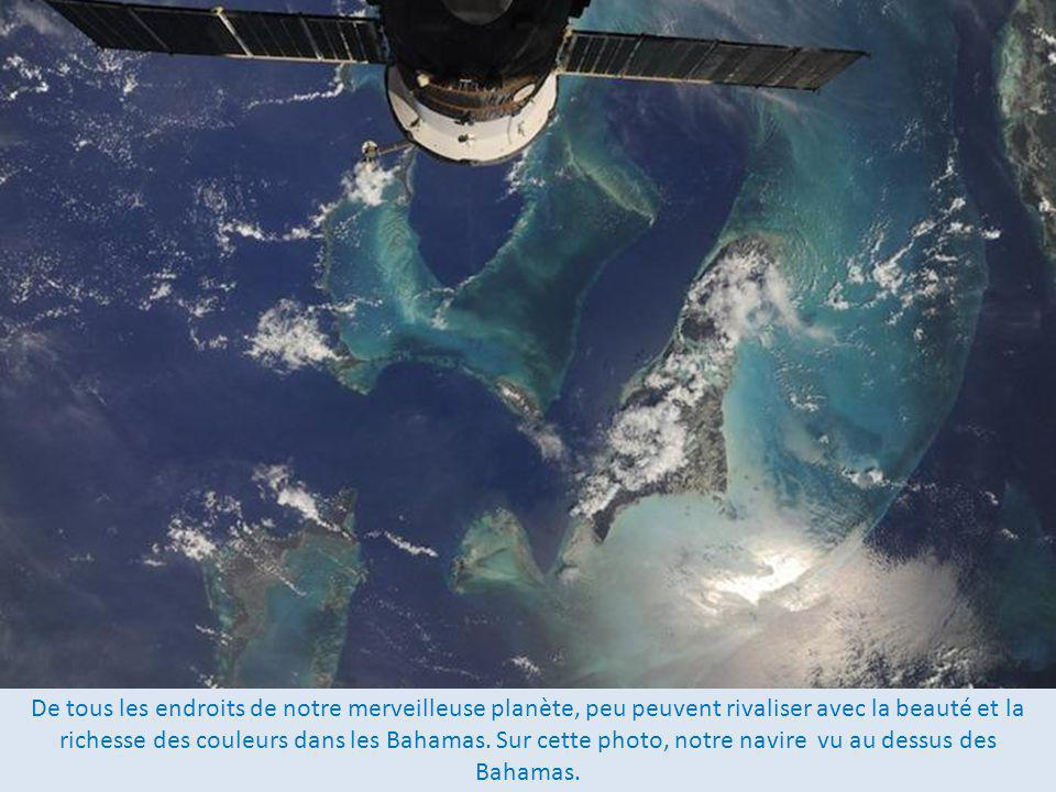 De tous les endroits de notre merveilleuse planète, peu peuvent rivaliser avec la beauté et la richesse des couleurs dans les Bahamas.