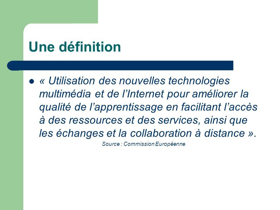 Source : Commission Européenne