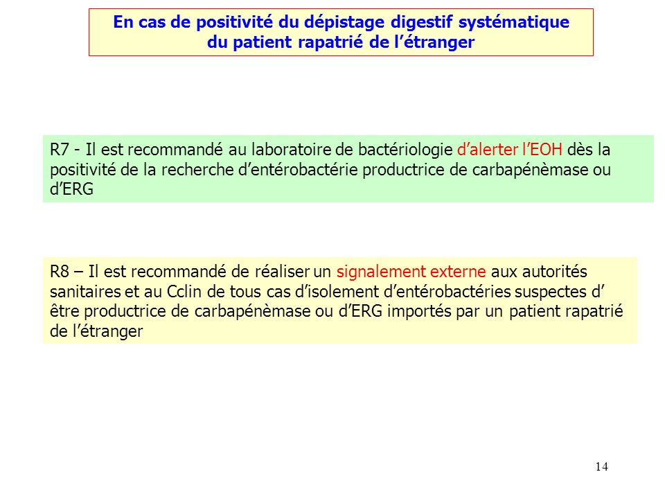 En cas de positivité du dépistage digestif systématique
