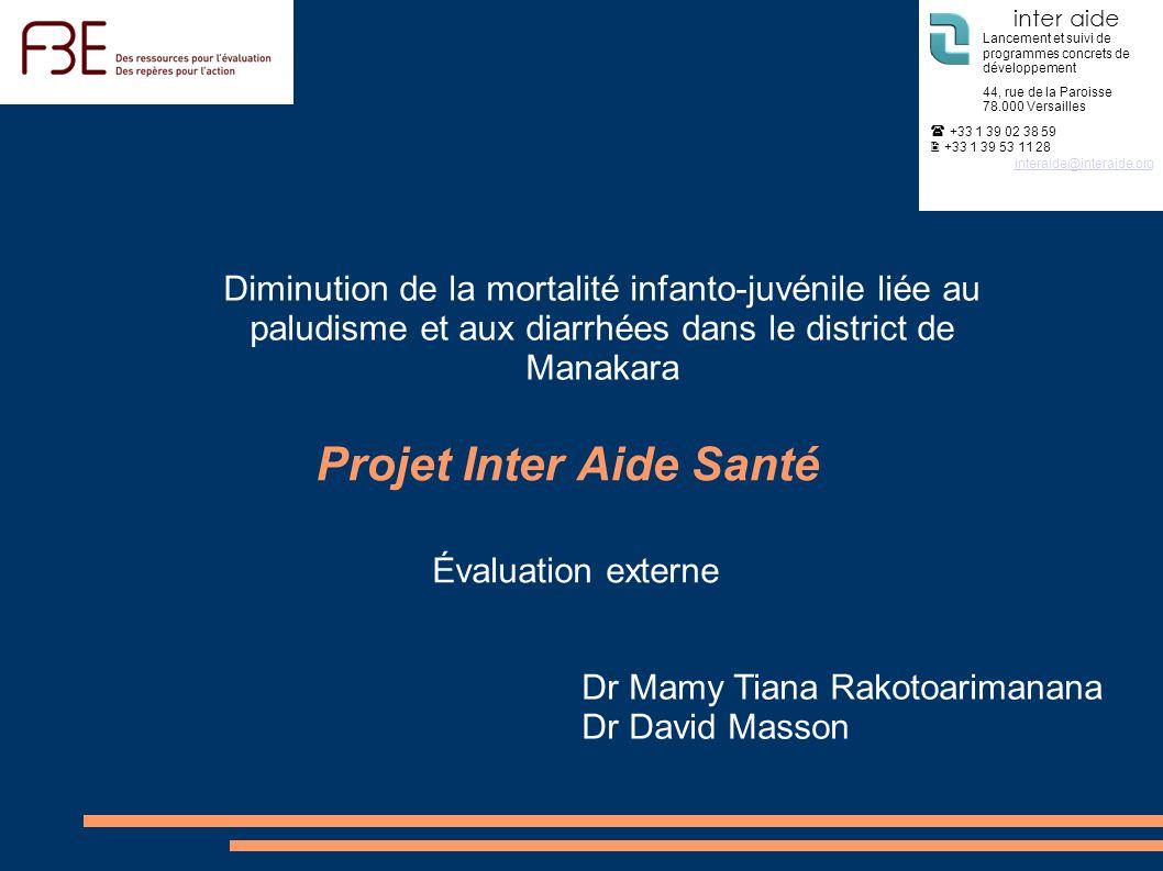 Projet Inter Aide Santé
