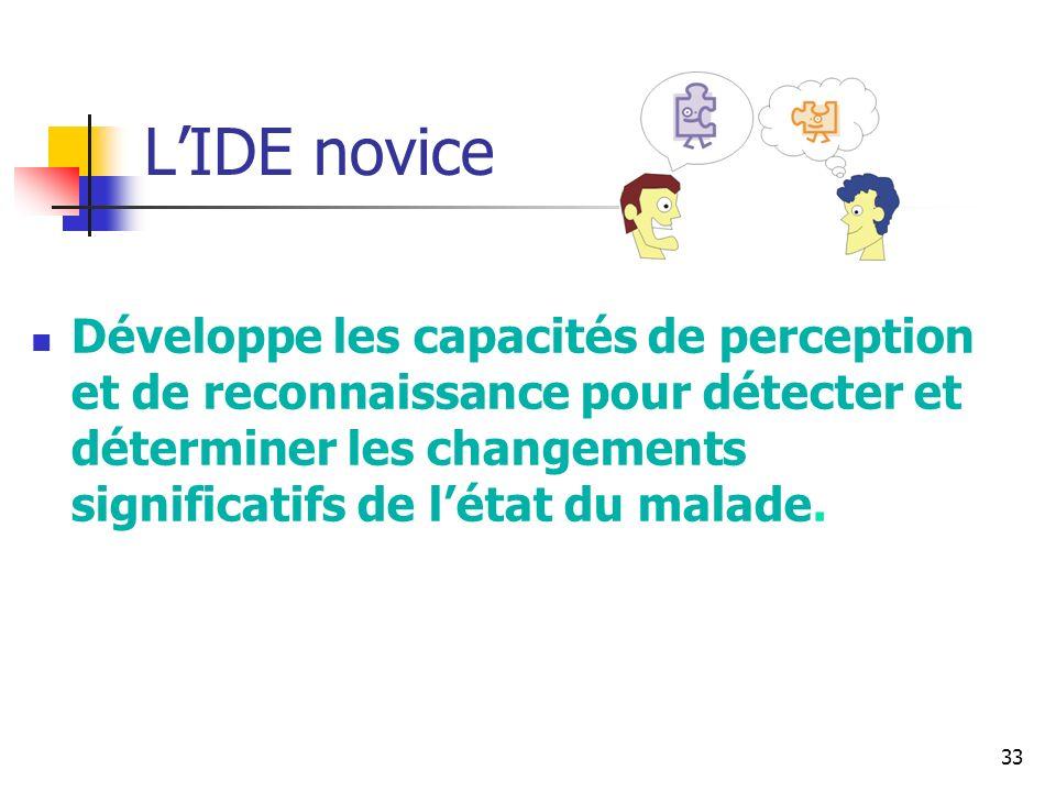 L'IDE novice